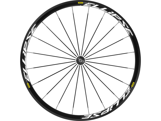 Mavic Ellipse Front Wheel black